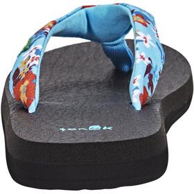 Sanük Yoga Meta - Sandalias Mujer - azul